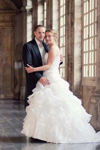 photographe mariage lorraine abbaye des premontres