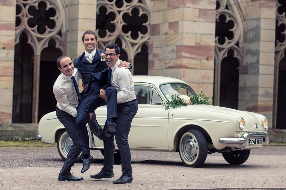 photographe mariage lorraine marie et temoins
