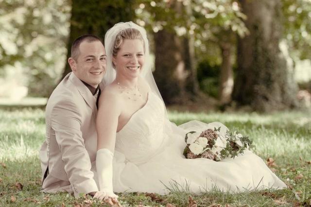 photographe mariage lorraine nature parc