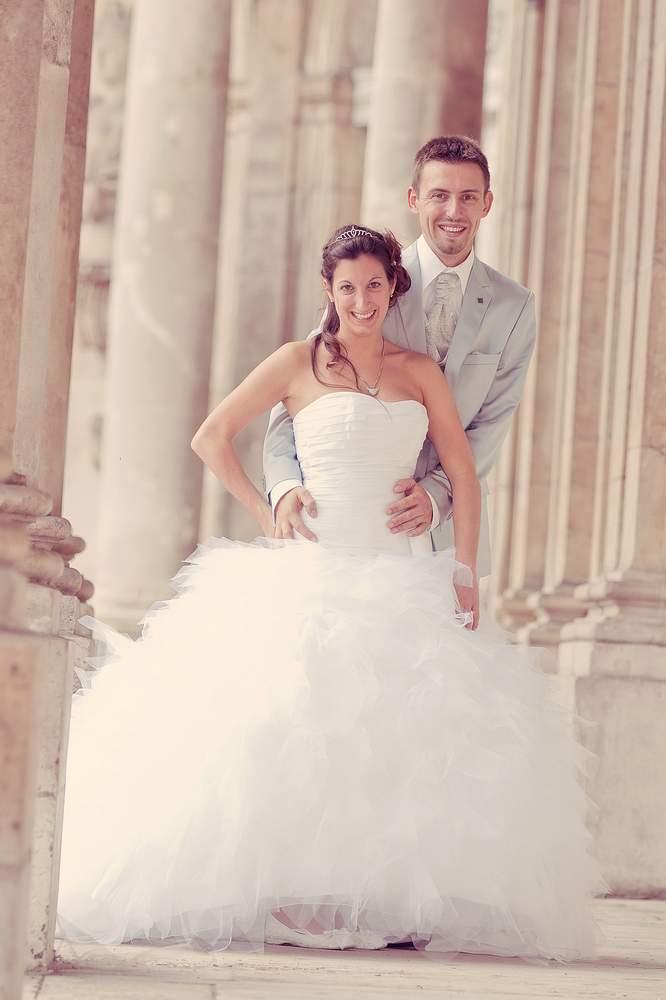 photographe mariage lorraine palais du gouverneur