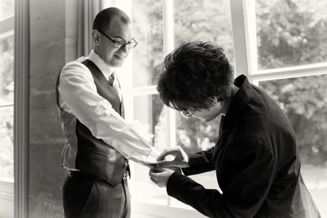 photographe mariage lorraine preparatifs marie