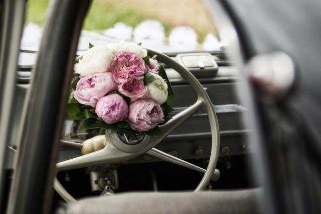 photographe mariage nancy bouquet de fleur