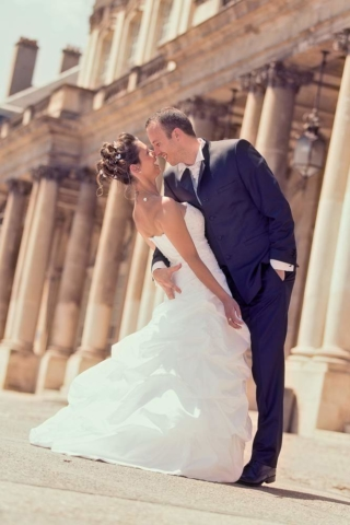 photographe mariage nancy palais du gouverneur