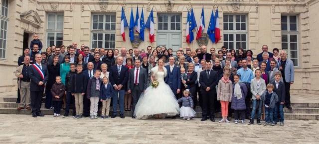 photographe mariage nancy photo de groupe