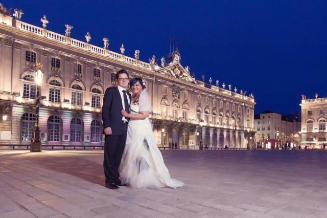 photographe mariage nancy place stanislas