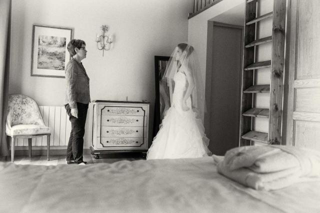 photographe mariage nancy preparatifs mariee