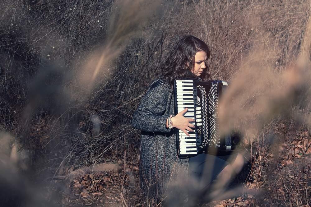 photographe portrait exterieur nancy parc pepiniere musique