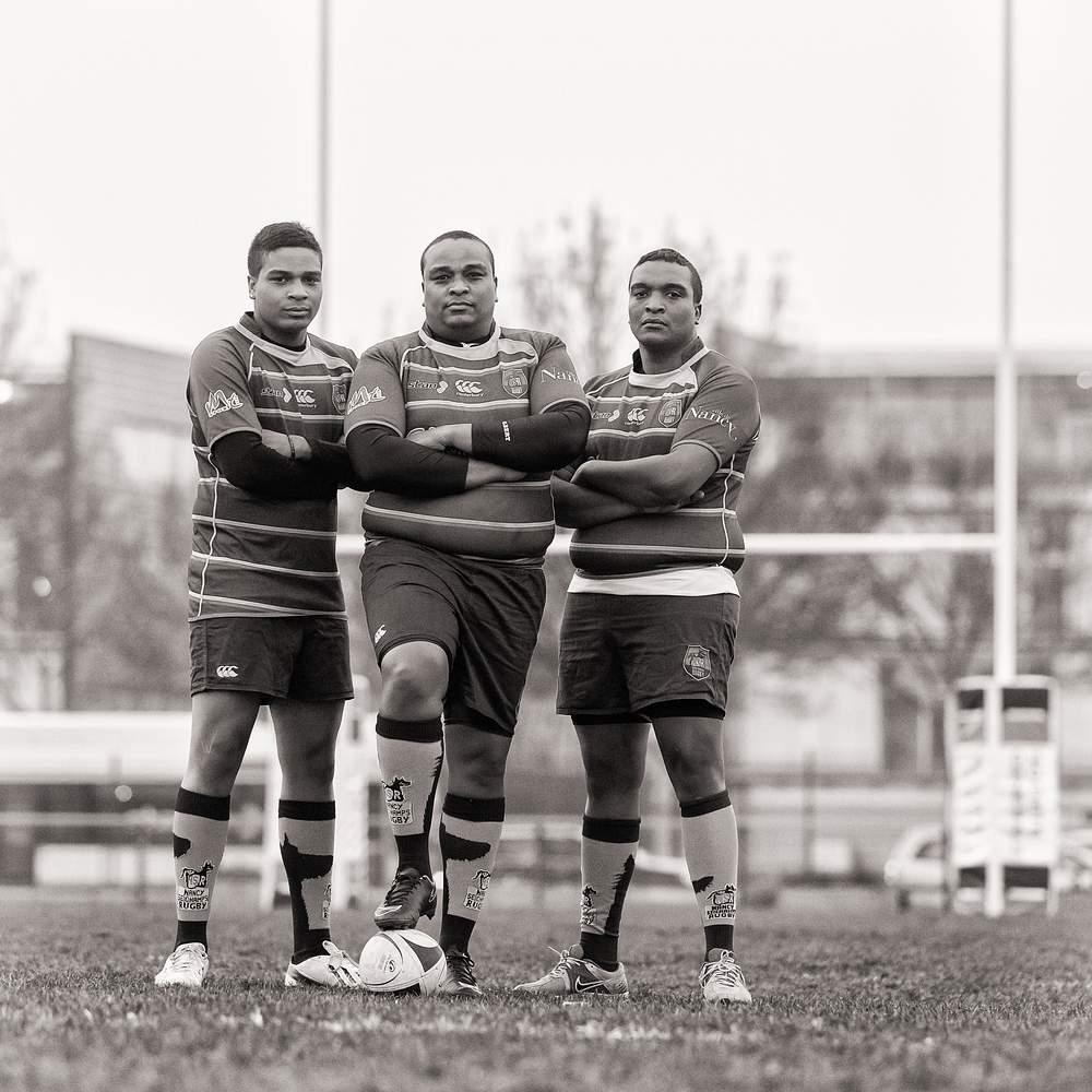 photographe portrait exterieur nancy sport rugby fabrice et ses freres
