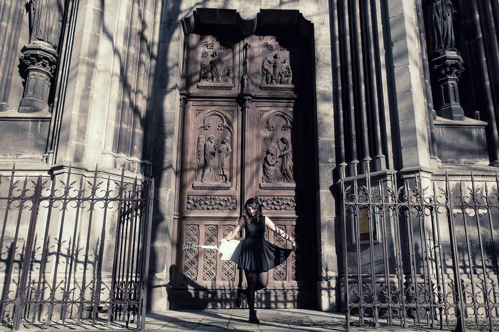 photographe portrait exterieur nancy street et musique