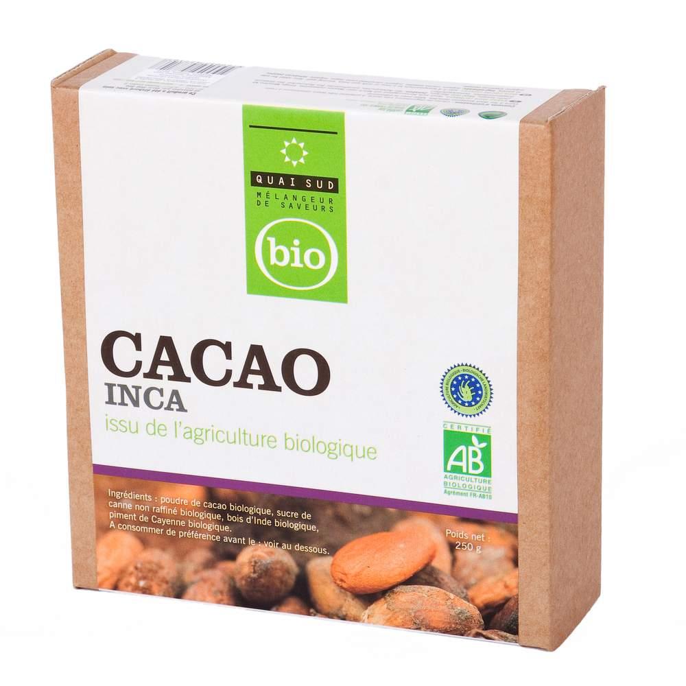 packshot lorraine cacao quai sud