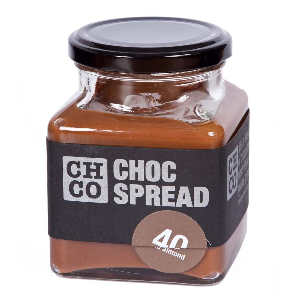 packshot lorraine choc spread