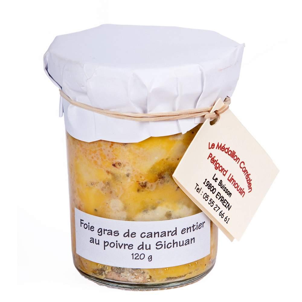 packshot lorraine foie gras
