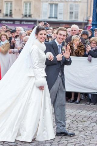 reportage lorraine mariage tetes couronnees