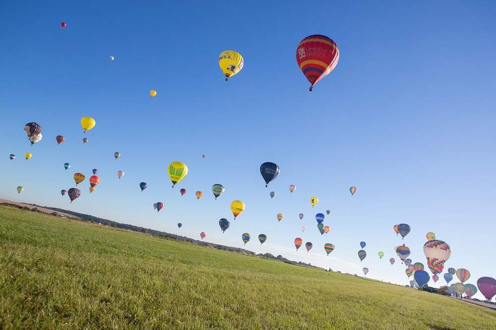 reportage lorraine mondial air ballons chambley