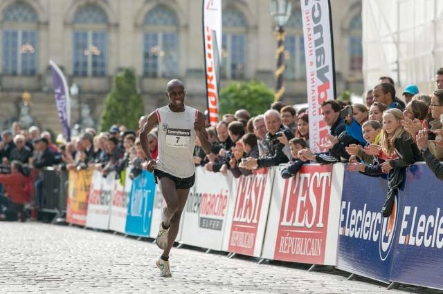 reportage lorraine semi marathon nancy