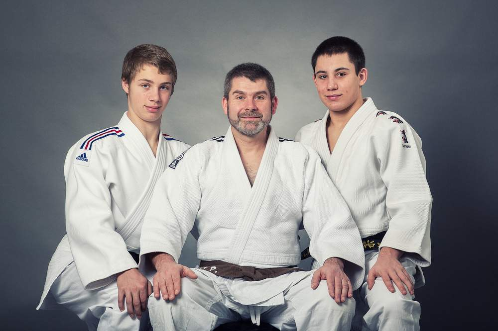 studio photographe nancy famille judo