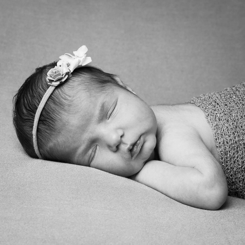 photographe nancy bebe noir et blanc