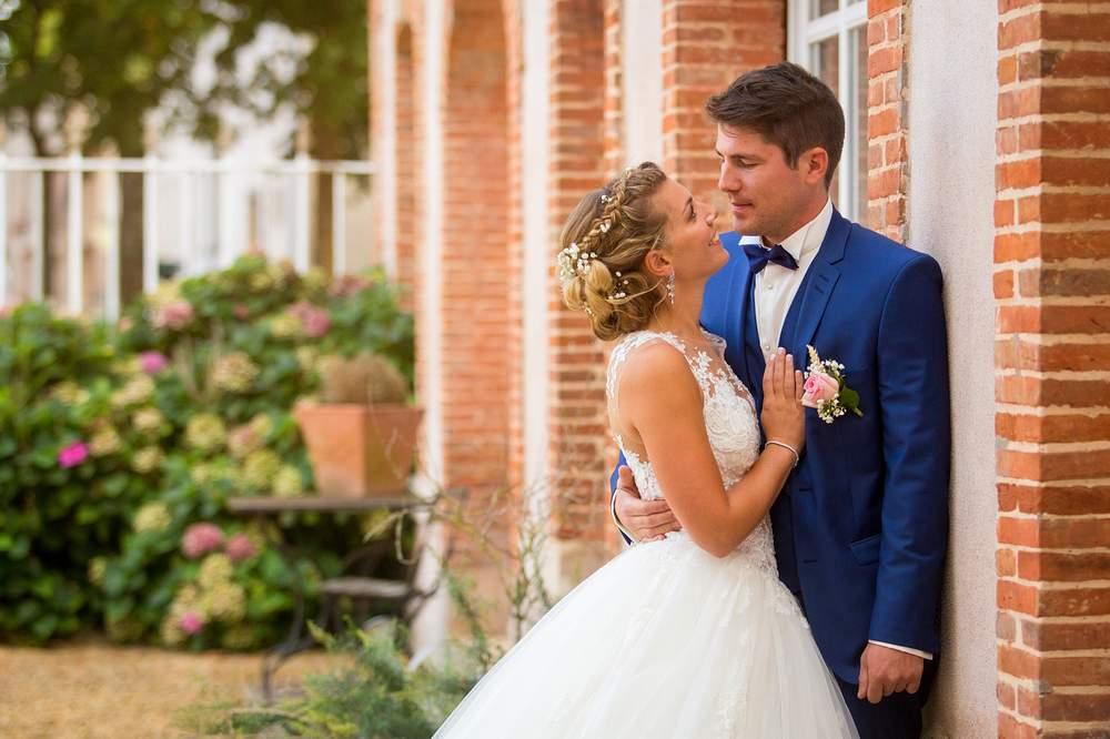 photographe mariage nancy mur de briques